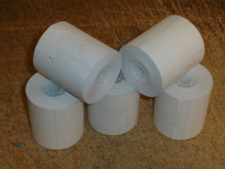 50 Thermal Rolls CP01/02 PM027 57x50
